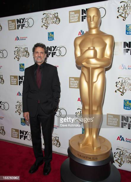 """Chris Sarandon attends the 25th Anniversary Screening & Cast Reunion Of """"The Princess Bride"""" during the 50th annual New York Film Festival at Alice..."""