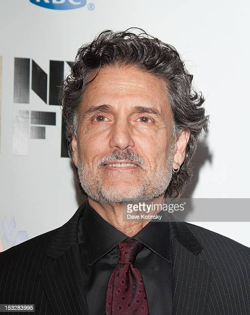 Chris Sarandon attends the 25th Anniversary Screening Cast Reunion Of The Princess Bride during the 50th annual New York Film Festival at Alice Tully...