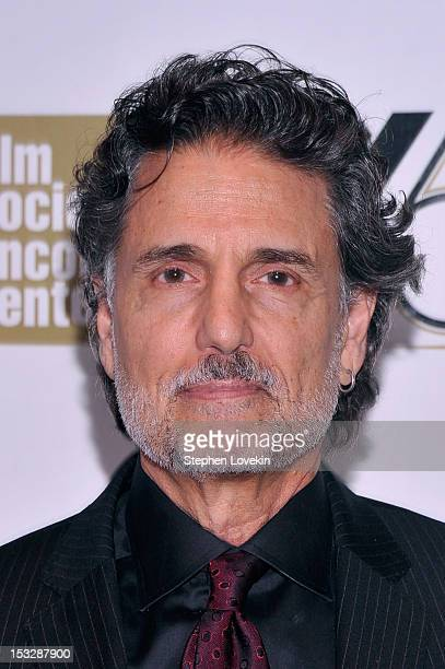Chris Sarandon attends the 25th anniversary screening cast reunion of 'The Princess Bride' during the 50th New York Film Festival at Alice Tully Hall...