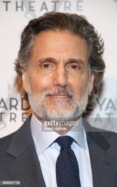 Chris Sarandon attends the Vineyard Theatre 2017 Gala at the Edison Ballroom on March 14 2017 in New York City