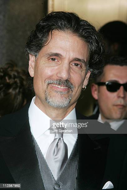 Chris Sarandon during 59th Annual Tony Awards Arrivals at Radio City Music Hall in New York City New York United States