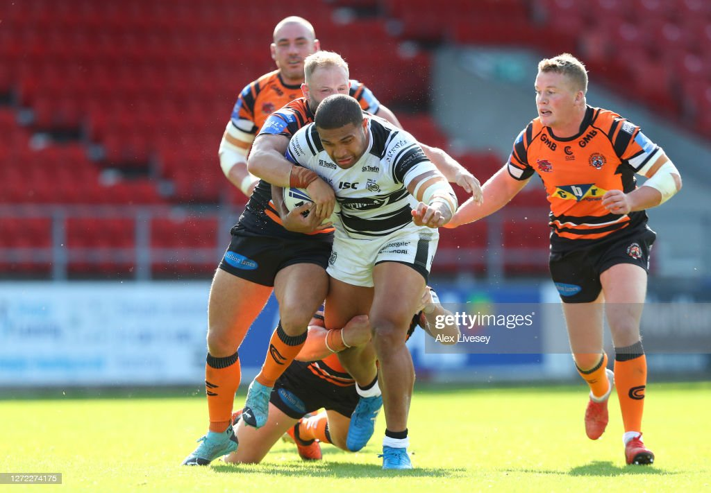 Castleford Tigers v Hull FC - Coral Challenge Cup : News Photo