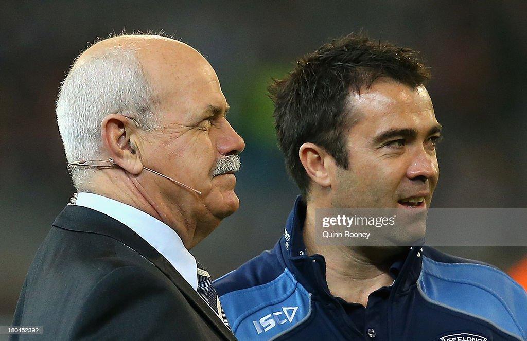 AFL 2nd Semi Final - Geelong v Port