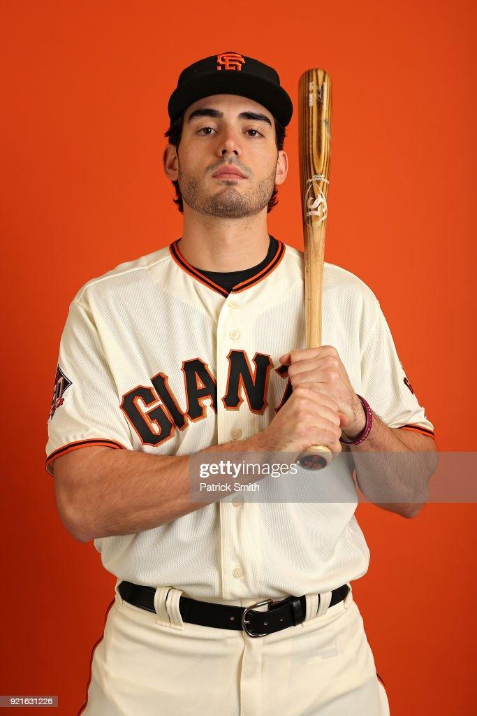 San Francisco Giants Photo Day : Foto di attualità