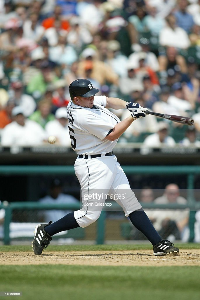 New York Yankees v Detroit Tigers : News Photo
