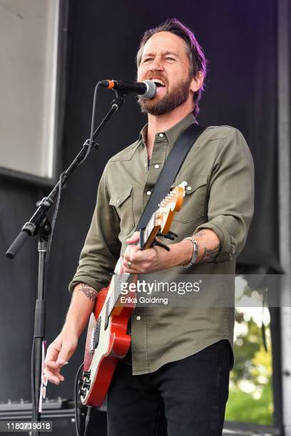 Chris Shiflett performs during Austin City Limits Festival at Zilker Park on October 12, 2019 in Austin, Texas.