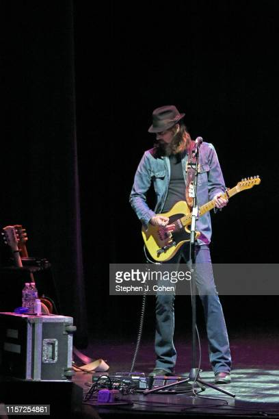 Chris Simmons of The Paul Thorn Band performs at The Brown Theatre on June 20 2019 in Louisville Kentucky