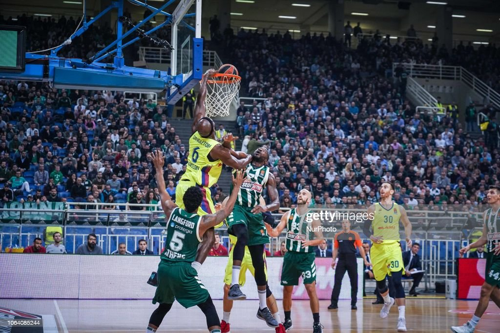 Panathinaikos v Barcelona Lassa - Euroleague Basketball : News Photo