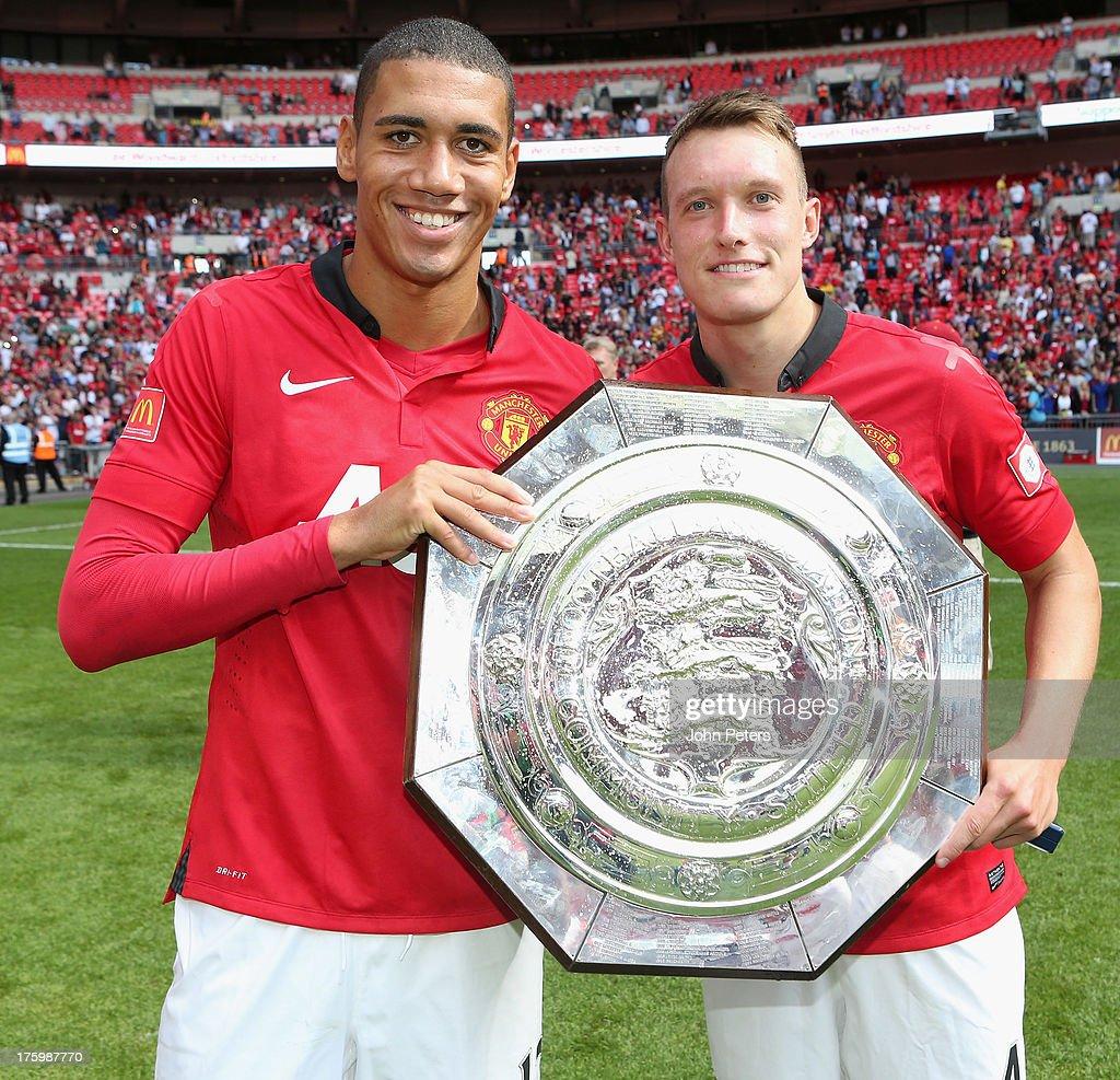 Manchester United v Wigan Athletic - FA Community Shield : News Photo