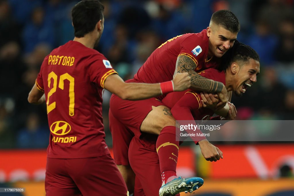 Udinese Calcio v AS Roma - Serie A : News Photo
