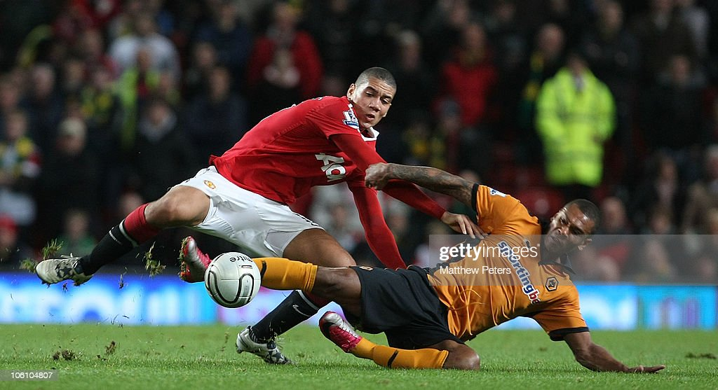 Manchester United v Wolverhampton Wanderers - Carling Cup