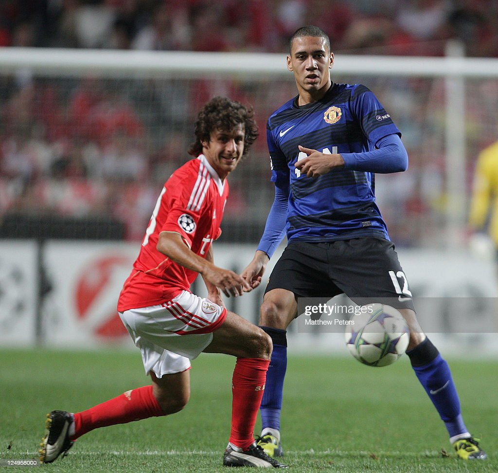 SL Benfica v Manchester United FC - UEFA Champions League