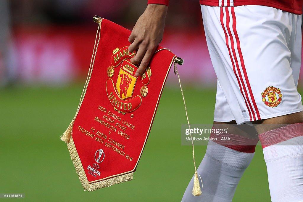 Manchester United FC v FC Zorya Luhansk - UEFA Europa League : News Photo