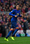 middlesbrough england chris smalling manchester united