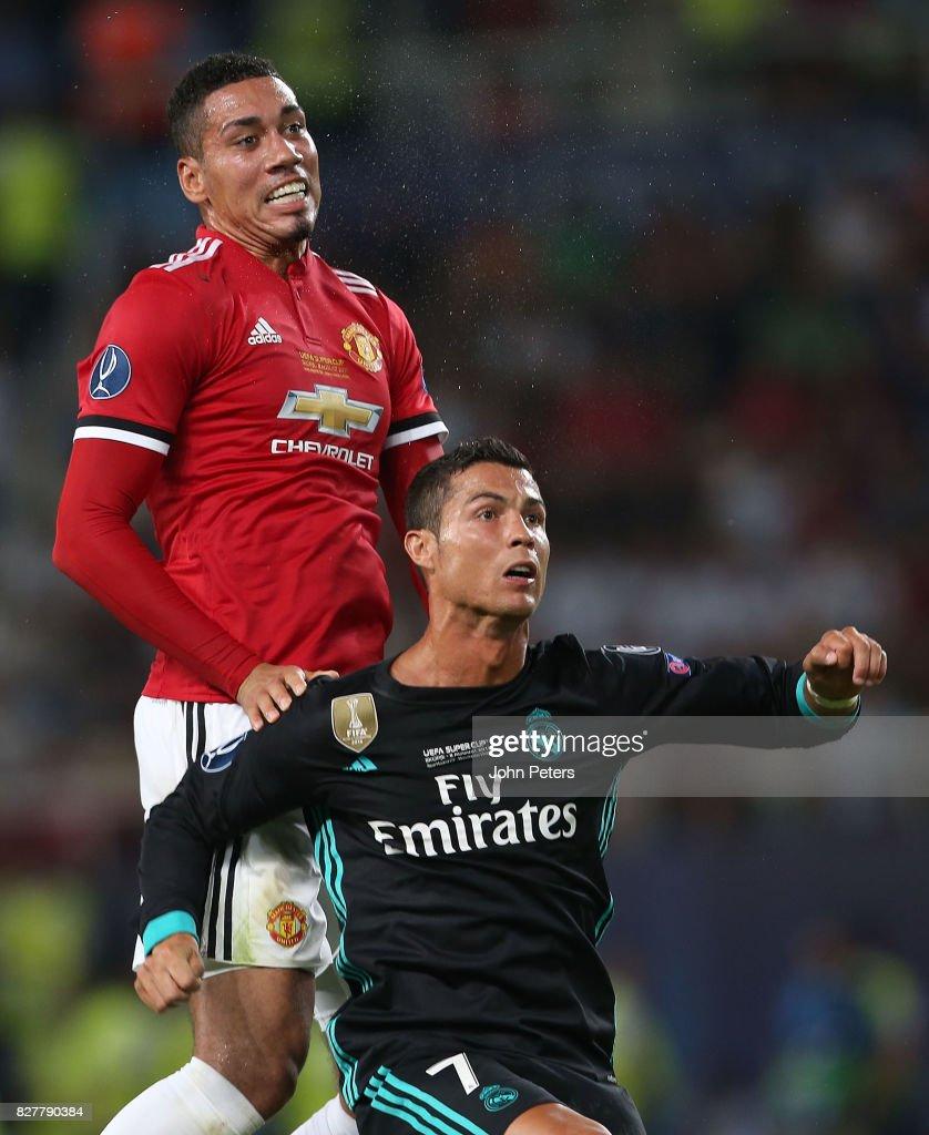 Real Madrid v Manchester United: UEFA Super Cup : ニュース写真