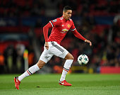 manchester england chris smalling manchester united