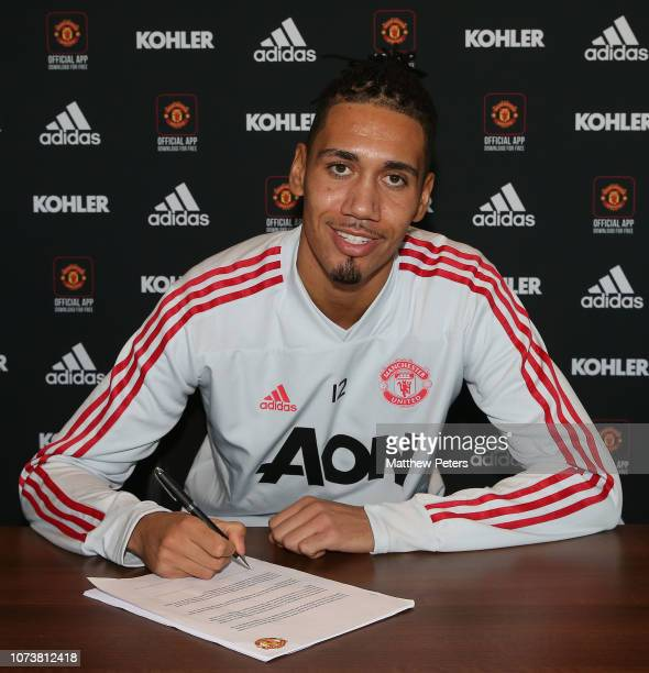 Chris Smalling Pictures And Photos