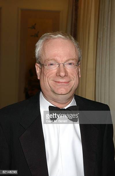 MP Chris Smith attends the PreReception ahead of the annual Evening Standard Film Awards 2005 at The Savoy on February 6 2005 in London