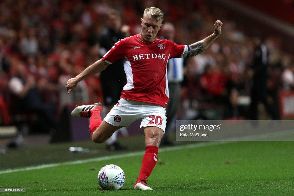 Charlton Athletic v Peterborough United - Sky Bet League One