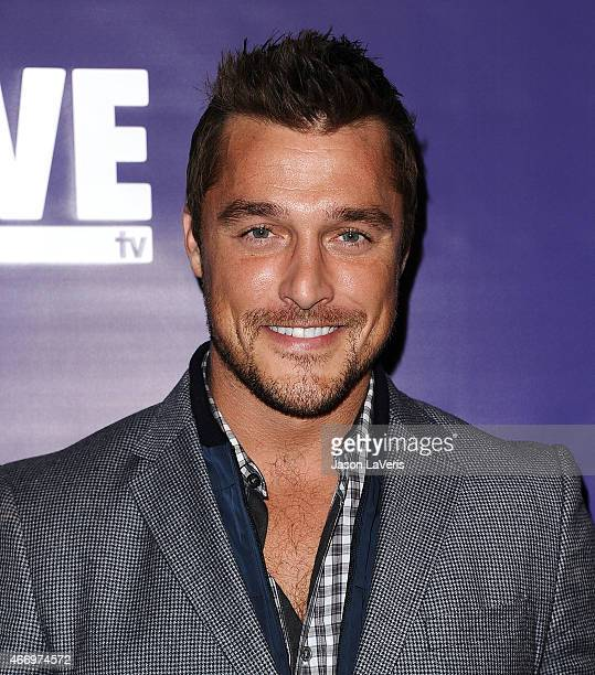 Chris Soules attends 'The Evolution Of The Relationship Reality Show' at The Paley Center for Media on March 19 2015 in Beverly Hills California