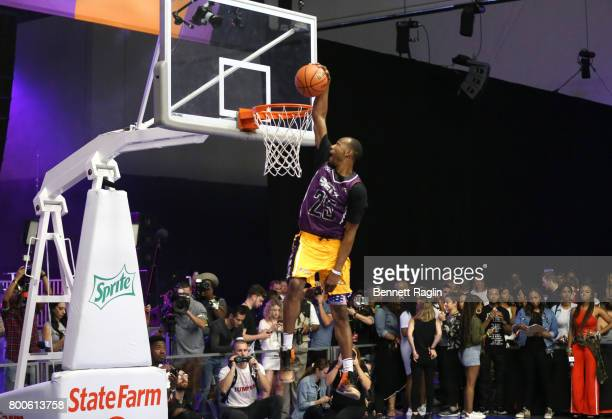 Chris Staples at the Celebrity Basketball Game presented by Sprite and State Farm during the 2017 BET Experience at Los Angeles Convention Center on...