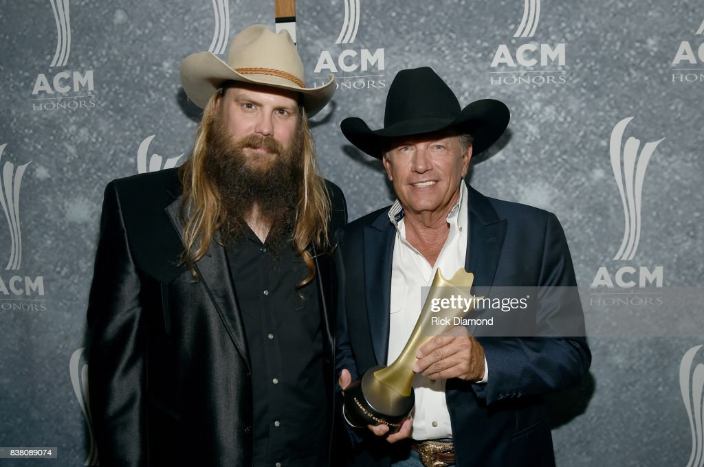11th Annual ACM Honors - Backstage And Audience : News Photo