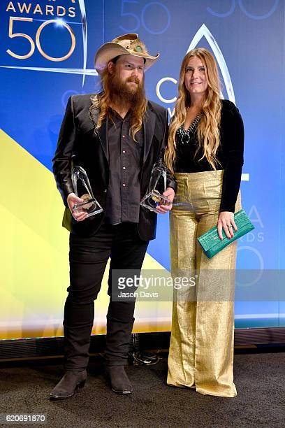 Chris Stapleton Wife Stock Photos And Pictures Getty Images