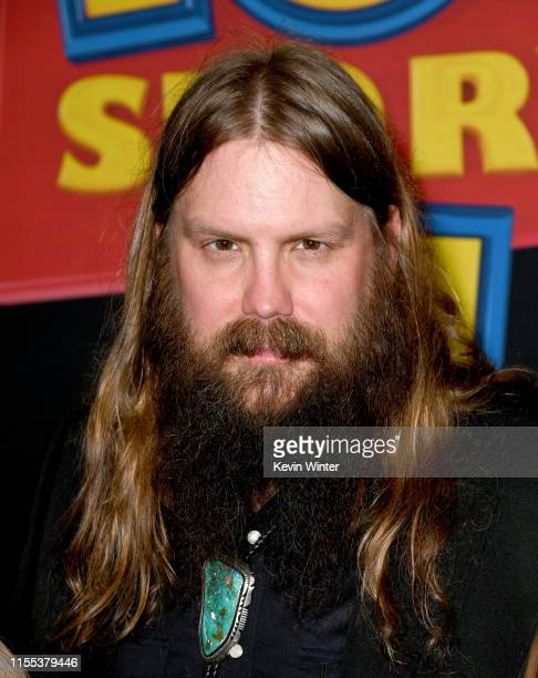 Chris Stapleton arrives at the premiere of Disney and Pixar's Toy Story 4 at the El Capitan on June 11 2019 in Los Angeles California
