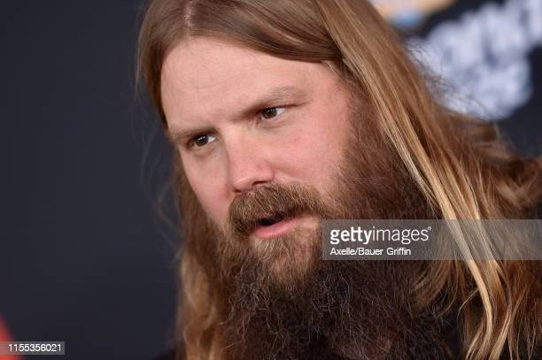 Chris Stapleton attends the Premiere of Disney and Pixar's Toy Story 4 on June 11 2019 in Los Angeles California