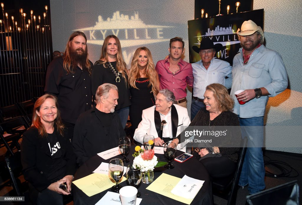 Skyville Live Honors Jerry Lee Lewis With Live Concert Stream : News Photo