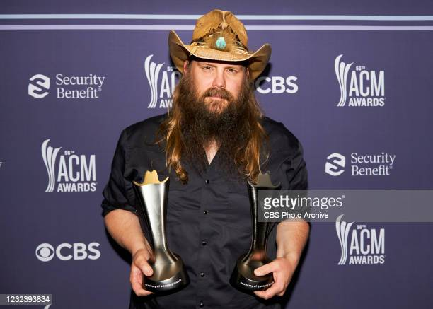 Chris Stapleton wins Album of The Year at the 56TH ACADEMY OF COUNTRY MUSIC AWARDS. Hosted by Keith Urban and Mickey Guyton, the 56TH ACM AWARDS will...