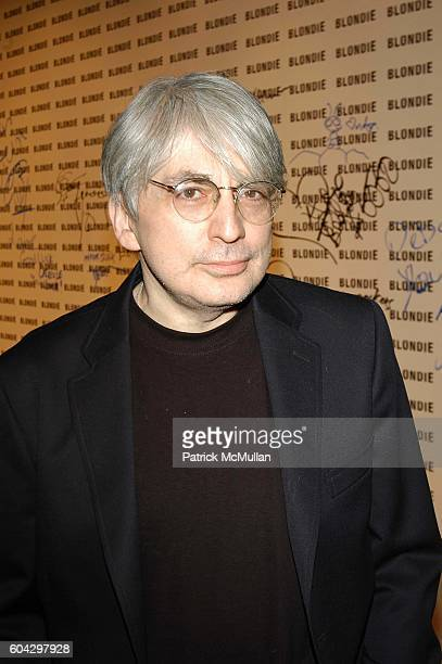 Chris Stein attends Blondie Rock and Roll Hall of Fame Induction Celebration hosted by Marc Jacobs and Jonathan Lewis at Stephen Weiss Studio NYC USA...