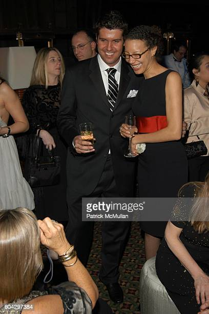 Chris Stern and Beckah Haven attend LIZZIE GRUBMAN and CHRIS STERN Wedding Reception at Cipriani 42nd on March 18 2006 in New York City