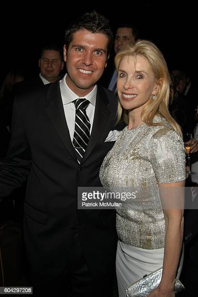 Chris Stern and Deborah Grubman attend LIZZIE GRUBMAN and CHRIS STERN Wedding Reception at Cipriani 42nd on March 18 2006 in New York City