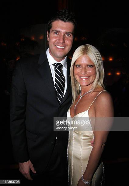 Chris Stern and Lizzie Grubman during Lizzie Grubman and Chris Stern Wedding Celebration March 18 2006 at Cipriani's 42nd Street in New York City New...