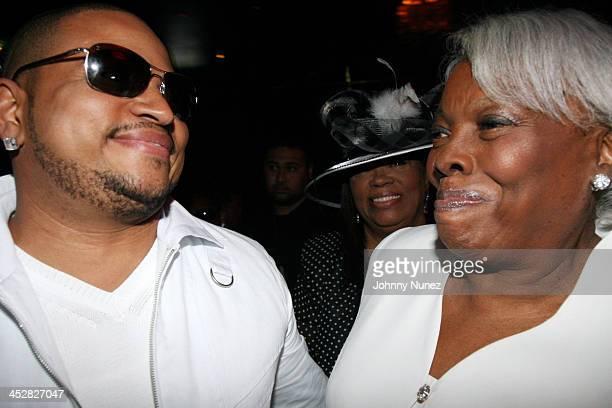 Chris Stokes Irene Mama Stokes and his Grandmother