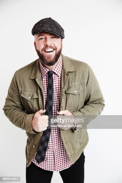 Chris Sullivan of 'This is Us' poses for a photo during NBCUniversal Upfront Events Season 2017 Portraits Session at Ritz Carlton Hotel on May 15...