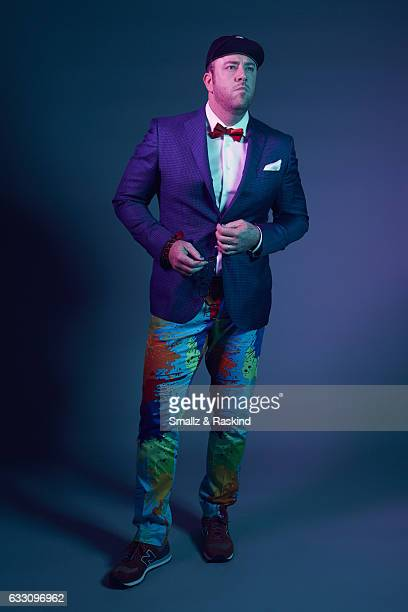 Chris Sullivan poses for a portrait at the 2017 People's Choice Awards at the Microsoft Theater on January 18 2017 in Los Angeles California