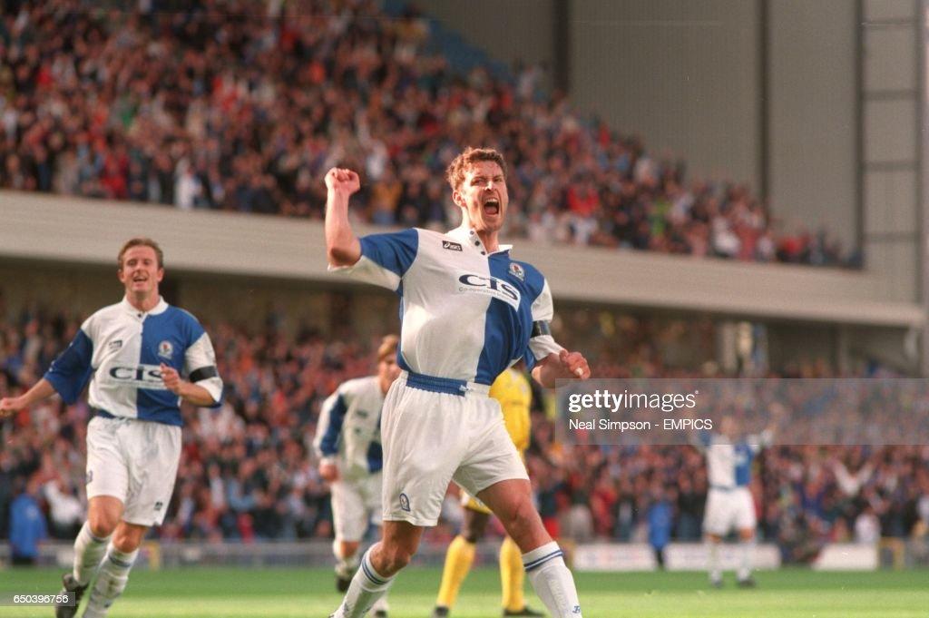 Soccer - FA Carling Premiership - Blackburn Rovers v Leeds United : News Photo