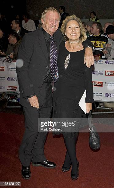 Chris Tarrant And Jane Bird Arriving At The Pride Of Britain Awards 2008 London Television Centre South Bank London