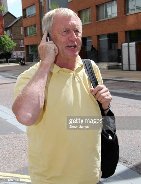 Chris Tarrant sighted on June 15 2010 in London England