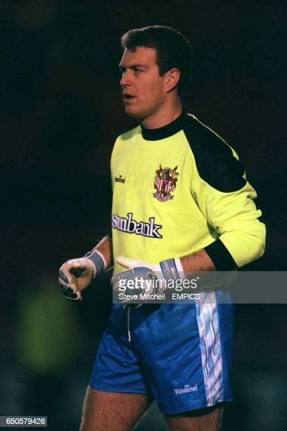 Chris Taylor, Stevenage Borough goalkeeper