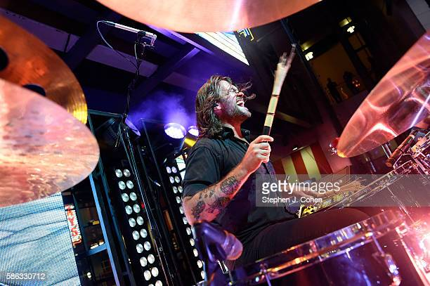 Chris Thompson of the Eli Young Band performs at 4th Street Live on August 5 2016 in Louisville Kentucky
