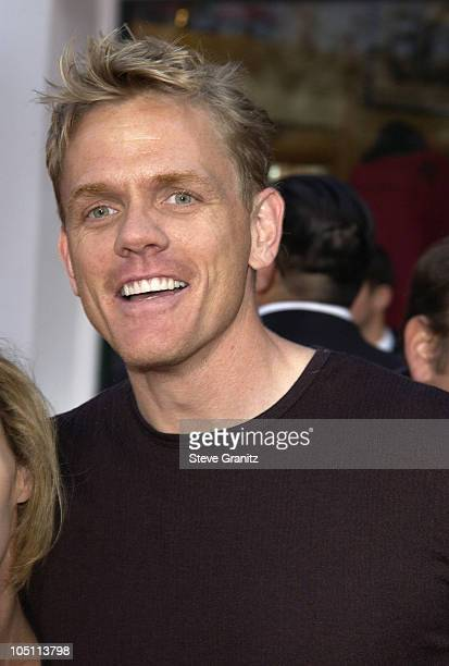 Chris Titus during The World Premiere of Bruce Almighty at Universal Amphitheatre in Universal City California United States