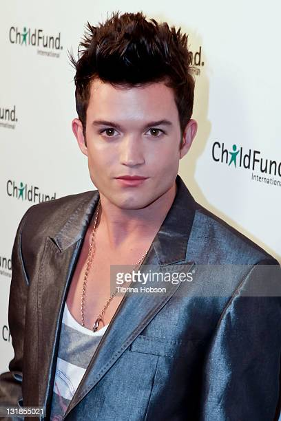Chris Trousdale arrives at Tru Hollywood for the If The Earth Could Speak Music Video Launch Party Benefiting Kids Helping Kids on April 2 2011 in...