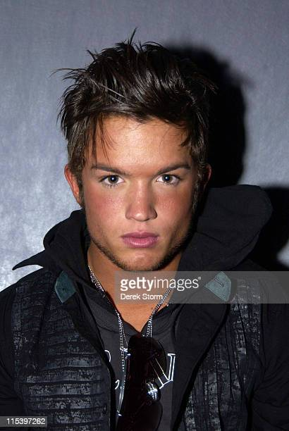 Chris Trousdale during Keith Collins and Simon Rex Host Pretty Academy at Quo in New York City December 1 2005 at Quo in New York City New York...