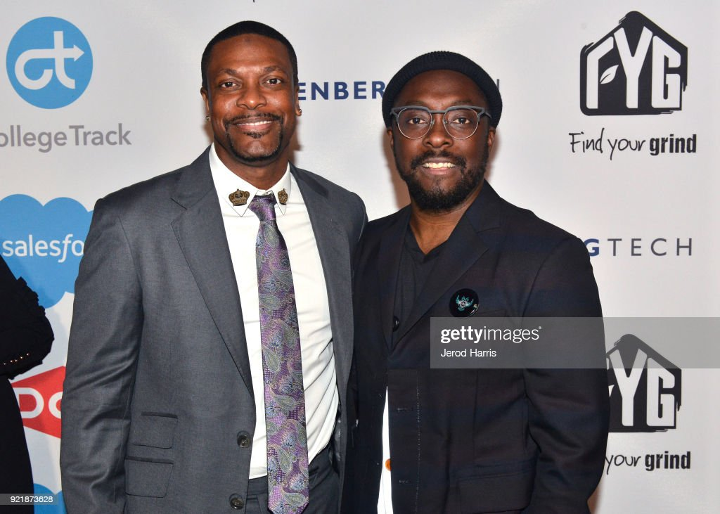 will.i.am's i.am.angel Foundation TRANS4M 2018 Gala, Honoring Sean Parker, Chairman, Parker Institute for Cancer Immunotherapy : Fotografía de noticias