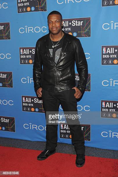 Chris Tucker attends State Farm All-Star Saturday Night - NBA All-Star Weekend 2015 at Barclays Center on February 14, 2015 in New York, New York.
