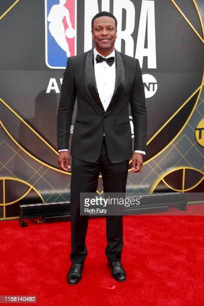 Chris Tucker attends the 2019 NBA Awards at Barker Hangar on June 24, 2019 in Santa Monica, California.