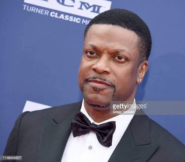 Chris Tucker attends the American Film Institute's 47th Life Achievement Award Gala Tribute To Denzel Washington at Dolby Theatre on June 6 2019 in...